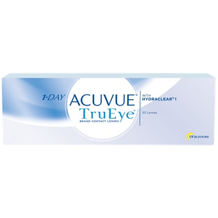 Acuvue 1-DAY ACUVUE TruEye 30pk contacts