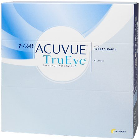 Acuvue 1-DAY ACUVUE TruEye 90 Pack contacts