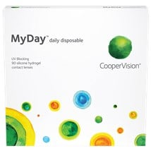 MyDay daily disposable 90pk contact lenses