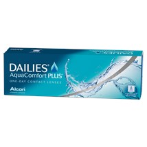 DAILIES AquaComfort Plus 30pk contact lenses