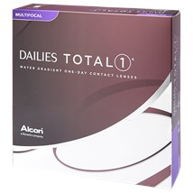 DAILIES TOTAL1 Multifocal 90pk contact lenses