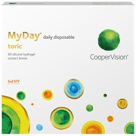 MyDay daily disposable 90pk contacts