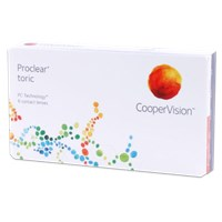 Proclear toric contact lenses