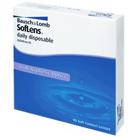 SofLens daily disposable - 90 pack contact lenses