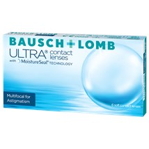 Bausch + Lomb ULTRA Multifocal for Astigmatism contact lenses