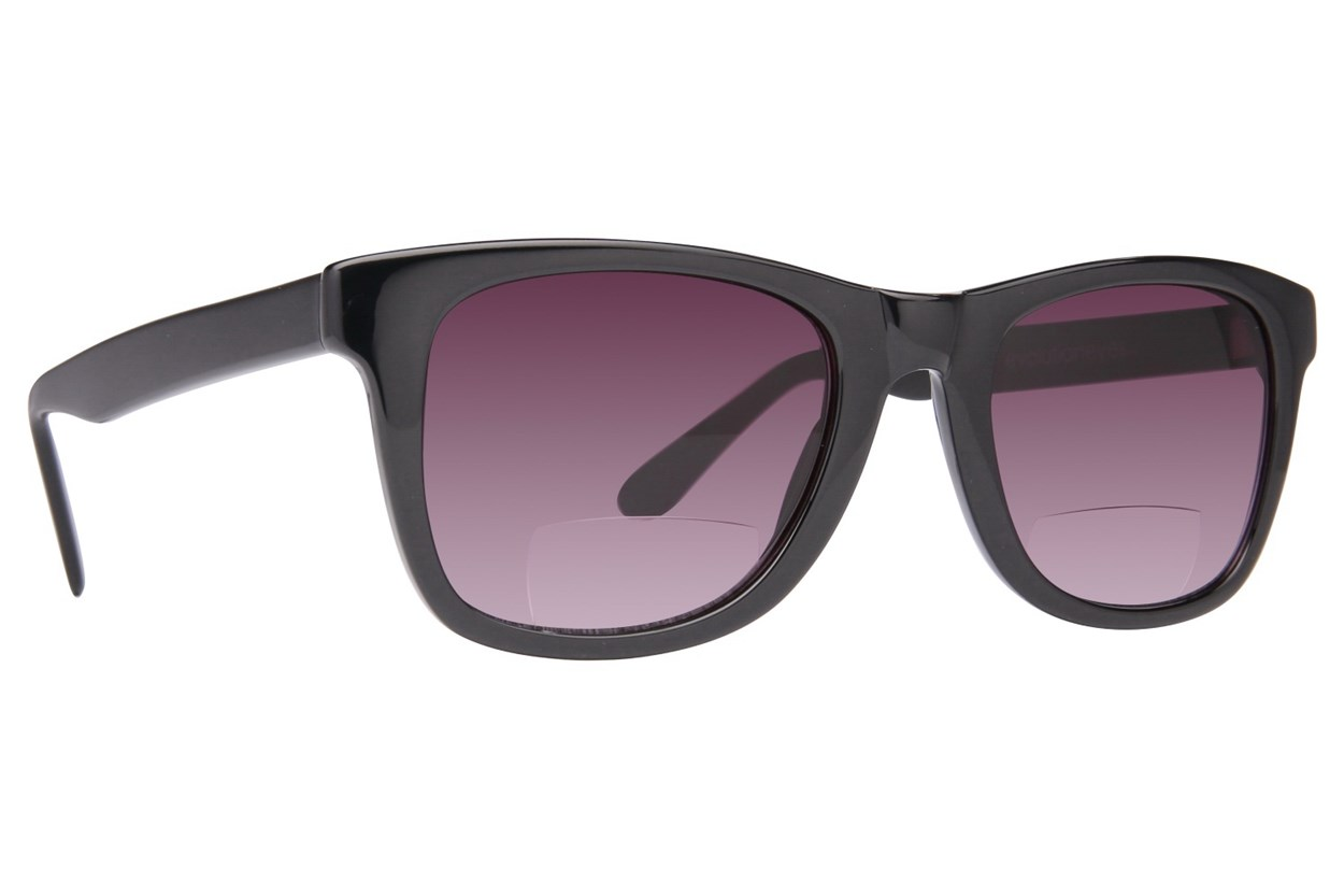 Evolutioneyes TR09221KSR Reading Sunglasses  - Black